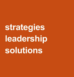 Strategies. Leadership. Solutions.